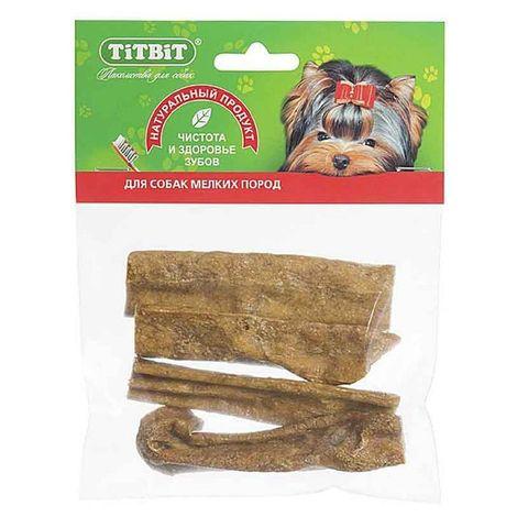 Titbit вымя говяжье - мягкая упаковка