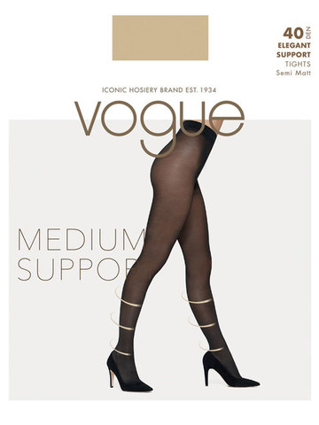 Колготки Elegant Support 40 Vogue
