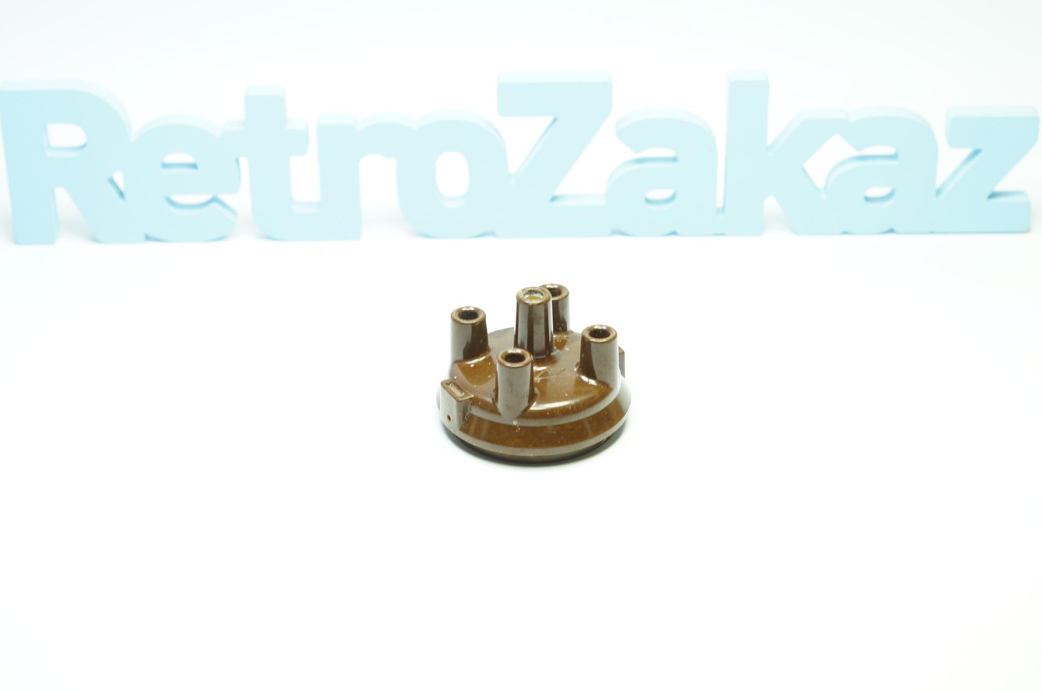 Крышка трамблёра (низкая) ГАЗ 21, 20, 69