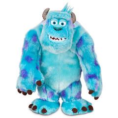 Monsters University - Sulley Speak-N-Scare Talking Action Figure