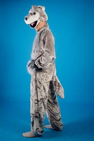 Карнавальный костюм Волк 1