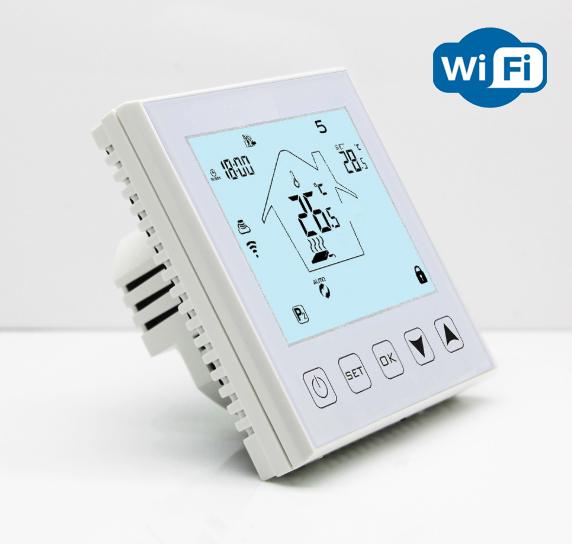 Умный дом Wi-Fi термостат для теплого пола или котла Без_имени-1.jpg