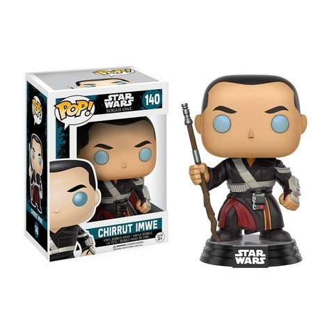 Фигурка Funko POP! Bobble: Star Wars: Rogue One: Chirrut Imwe 10455