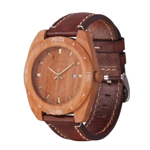 Часы из дерева AA Wooden Watches Спорт Груша