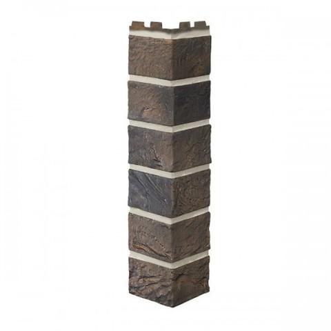 Угол наружный к Фасадным Панелям VOX (Вокс) Solid Brick Regular (Солид Брик) Йорк