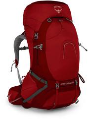 Рюкзак Osprey Atmos AG 65 Rigby Red