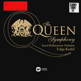 The Royal Philharmonic Orchestra, Tolga Kashif / The Queen Symphony (2LP)