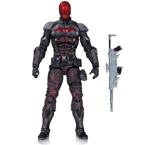 Красный колпак: Рыцарь Аркхема 17 см DC