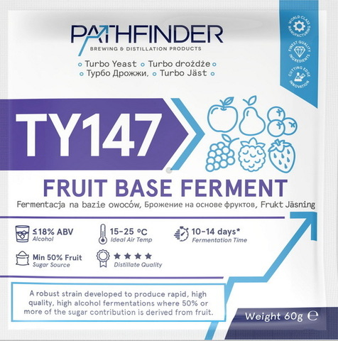 Турбо дрожжи Pathfinder Fruit Base Ferment 120 г