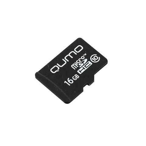 Карта памяти QUMO microSD 16Gb 10 class