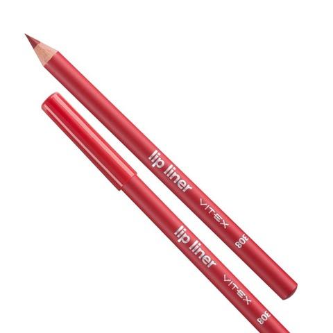 Витэкс Контурный карандаш для губ тон 308