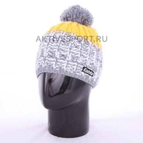 Картинка шапка Eisbar focus pompon 506