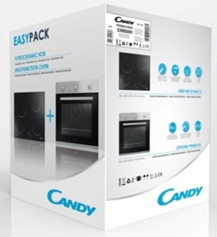 Комплект Candy FCP602X/E-CH64CCB