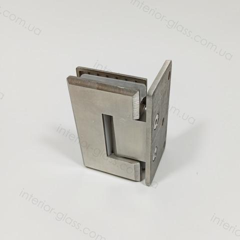 Петля душевая к стене HDL-305 SSS нержавеющая сталь