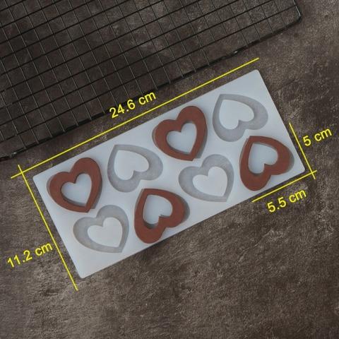 Молд силиконовый для мастики и шоколада