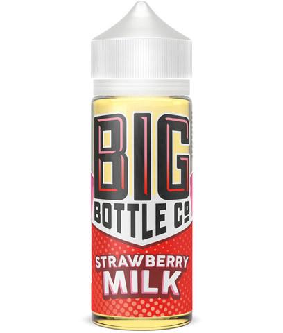 Big Bottle Co 120 мл Strawberry Milk