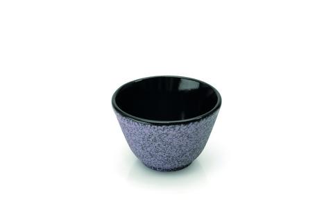 Чугунная пиала 2х фиолетовая
