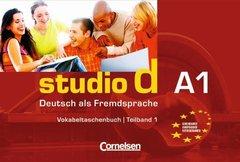 Studio d  A1.1 Vokabeltaschenb.