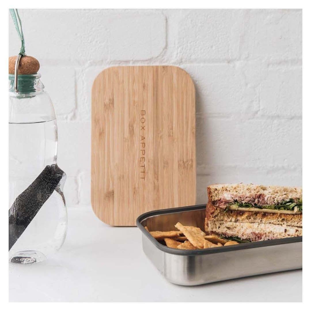 Сэндвич ланч-бокс, контейнер для бутербродов Sandwich Box 900 мл стальной оливковый Black+Blum BAM-SB010 | Купить в Москве, СПб и с доставкой по всей России | Интернет магазин www.Kitchen-Devices.ru