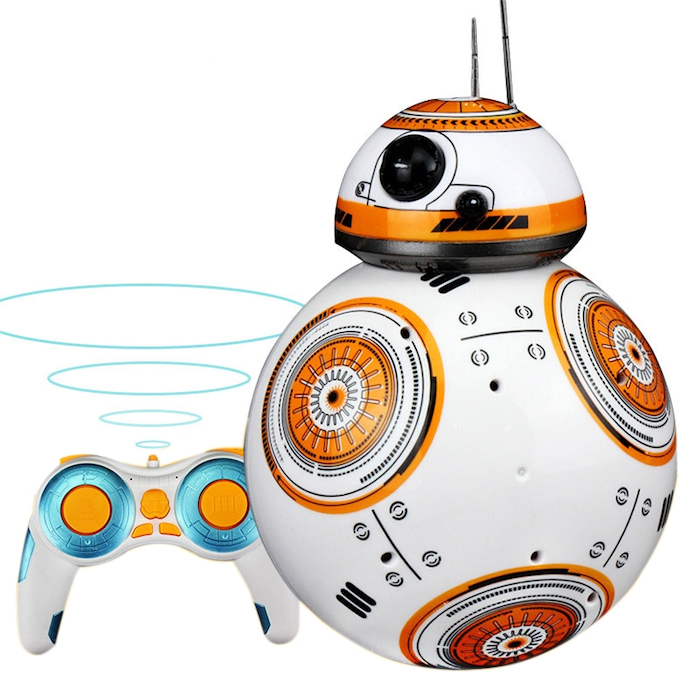 Товары для детей Игрушка-робот BB-8 Droid «Звездный воин» с пультом (Bradex) droid__BB-8_Star_Wars.png