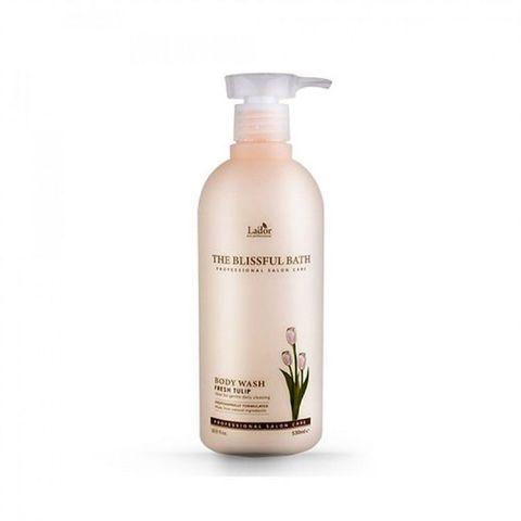 Гель для душа ТюльпанThe Blissful Bath Body Wash Fresh Tulip