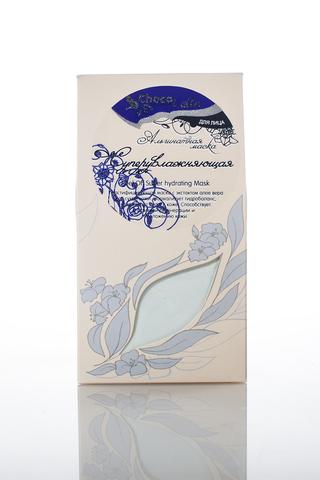 Альгинатная маска для лица СУПЕРУВЛАЖНЯЮЩАЯ, 150ml/50g TM ChocoLatte