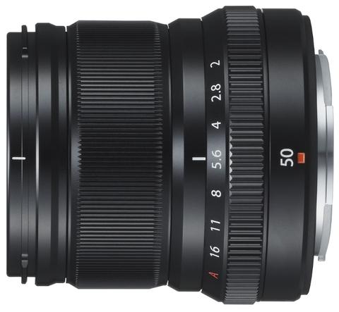 Объектив Fujifilm XF 50mm f/2 R WR для Fujifilm X