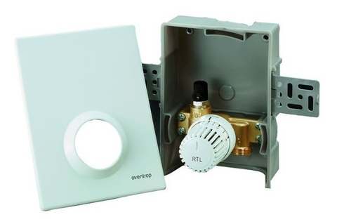 Терморегулятор Oventrop Unibox RTL арт. 1022635 (57mm) с термостатом