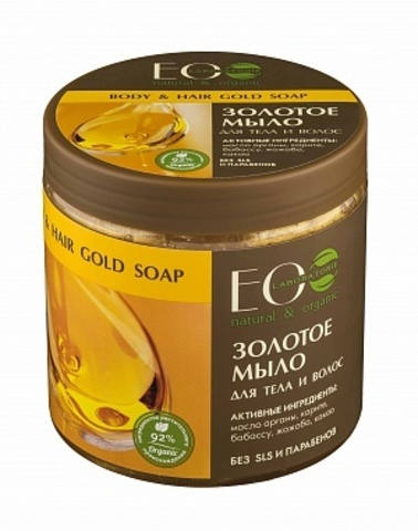 EO Laboratorie Мыло для тела и волос