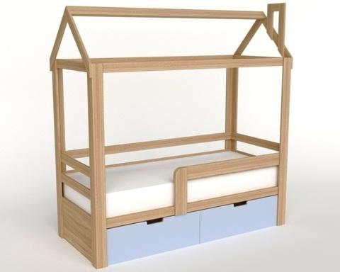 Кровать ИТАКО-1 левая