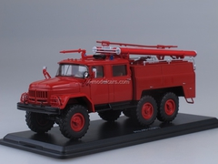 ZIL-131 AC-40 137 Fire Engine without stripes 1:43 Start Scale Models (SSM)