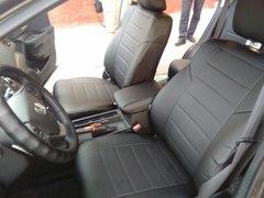 Чехлы на Honda CR-V 2012–2018 г.в.
