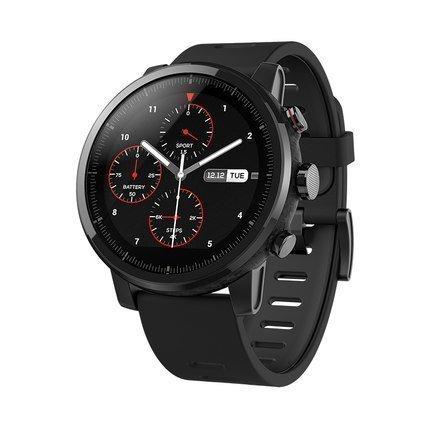 Смарт-часы Xiaomi Huami Amazfit Stratos (Black)