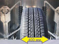 Система стабилизации колеса в мойке ТОРНАДО Compact.