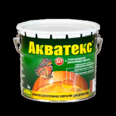 Защитно-декоративное покрытие для древесины АКВАТЕКС®