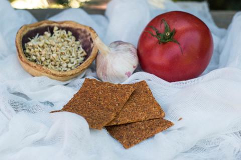 Хлебцы Томатные www.eco-apple.ru