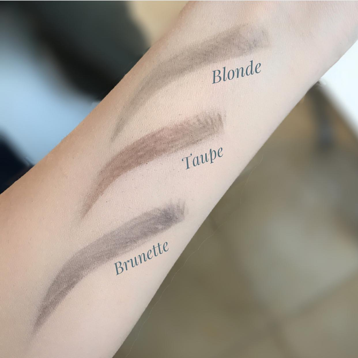 Карандаш для бровей Beautydrugs Blonde