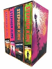 Stephen King Classic Collection 1-4 Boxset