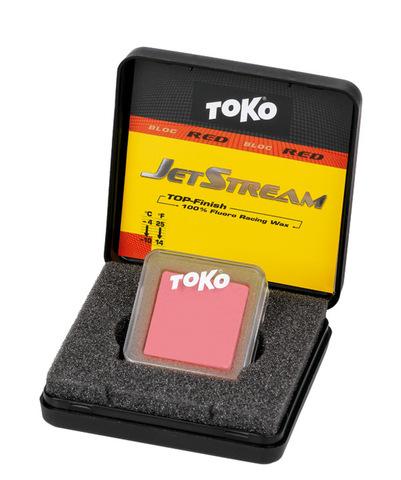 Картинка ускоритель Toko JetStream красный -4°/-10°С, 30 гр.