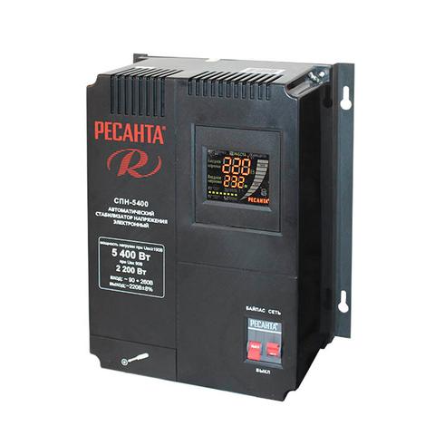 Стабилизатор Ресанта СПН-5400
