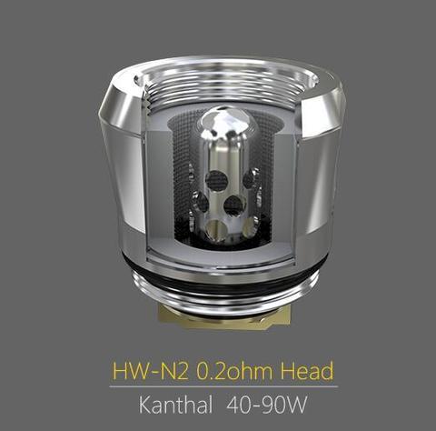 Испаритель HW-N2 для Eleaf ELLO Duro Tank (0.2)