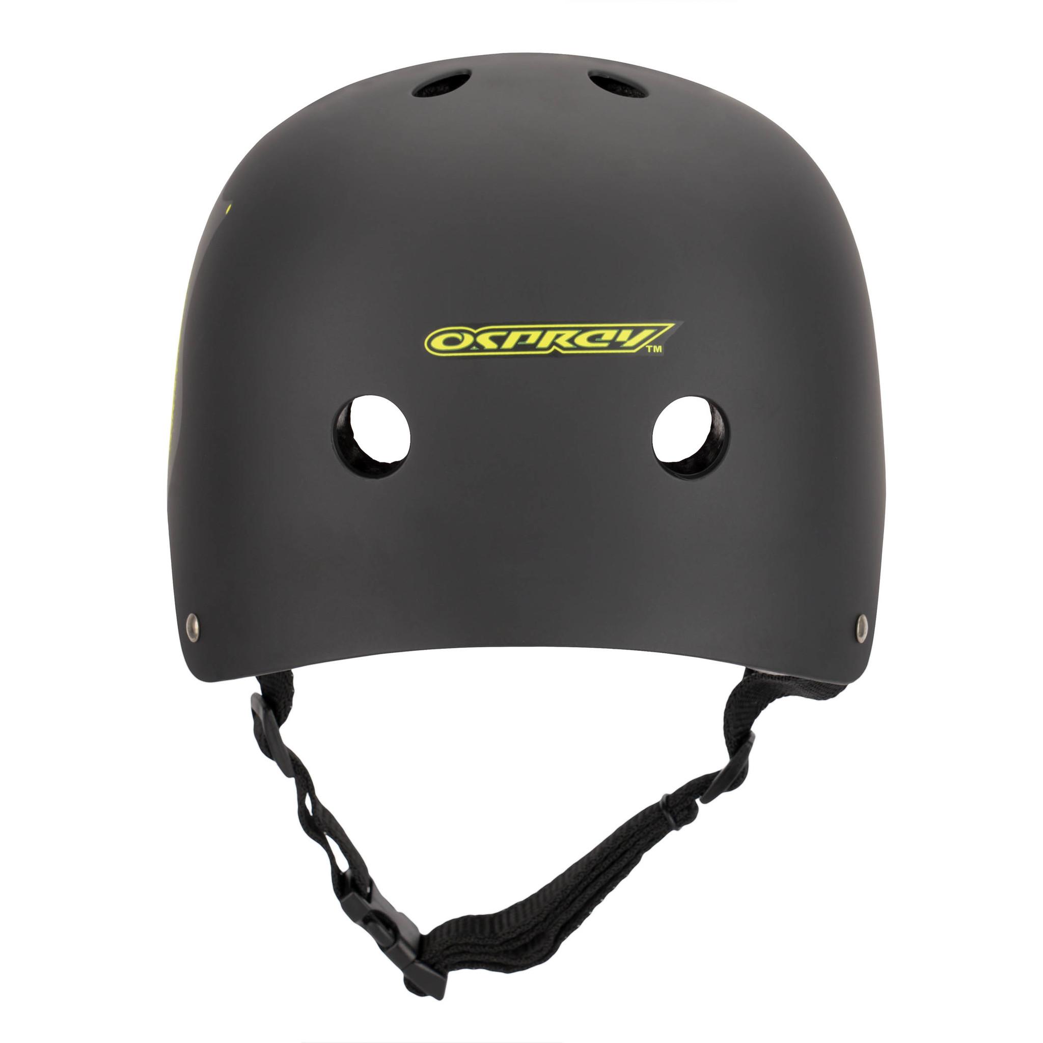 черный шлем защитный
