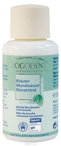 LOGODENT Травяной ополаскиватель-концентрат для полости рта