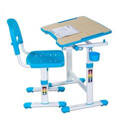Парта и стул Piccolino II Blue