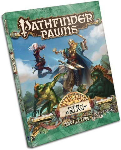 PTHF: Ruins of Azlant Pawn Collection