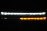Ходовые огни Lexus Style +бегущий поворотники 50см LED комп.