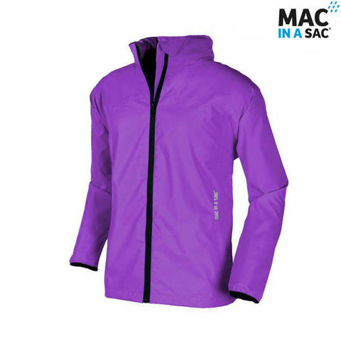 Куртка Mac in a Sac unisex Orchid
