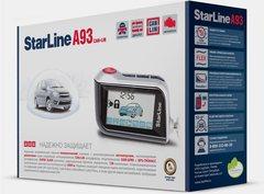 Автомобильная сигнализация StarLine A93 CAN+LIN