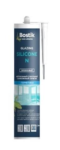 Bostik Glazing Silicone N / Бостик нейтральный стекольный силиконовый герметик