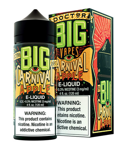 Doctor Big - Carnival Apple (Original) - 120 мл